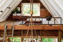 attic ideas / by Robin McDonald