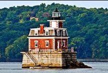 lighthouses / by Robin McDonald
