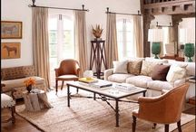 CLIENT PROJECT - Tina W. - Tiffany Brooks interior designer / A new-New living room from the pre-designed version they have now. I plan to re-use almost everything, all while reinventing the space through a floorplan that will finally make sense!