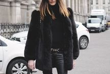 Inspiration fashion fall/winter / Fashion inspiration fall winter looks