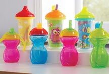 Click Lock Spill Proof Cups