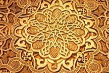 Islamic Arts & Designs | الفنون الإسلامية وتصاميم / by Mohammad Haidar (محمد حيدر)