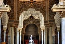 Islamic Architecture | فن العمارة الإسلامية / by Mohammad Haidar (محمد حيدر)