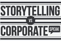 Storytelling infographics