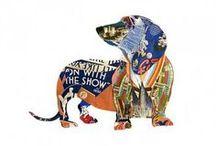 Mom's Wiener Dog / by Becki Molitor