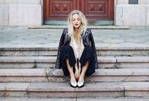 Streetstyle fashion / Streetstyle fashion outfits / by Eva Parisianstyle.nl