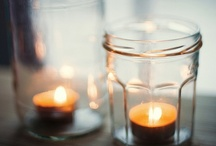 Candlelight  / Candles / by savanna scarlett
