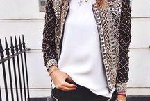Love to wear / Edgy, nonchalant, feminine fashion style