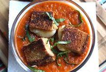 Savory Soups/Salads/Stews / Soup, salad, stew recipes.