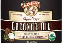 Barlean's Organic Virgin Coconut Oil / Barlean's Organic Virgin Coconut Oil is raw, vegan, organic and cold-pressed. Gluten-free, Non-hydrogenated, Non-GMO, Fair Trade and has no trans fat. Available in a 16 oz. size and 32 oz. size. MSRP from $16.60 Available for purchase online at http://www.barleans.com.