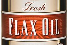 Barlean's Organic Flax Oil / The first flax oil verified Non-GMO by the Non-GMO project. Certified USDA Organic, Cold-pressed, unrefined and gluten-free. Available with flaxseed particulate (Lignans) or without. Available in 8 oz., 12 oz., 16 oz., and 32 oz. bottles as well as in 100 ct. and 250 ct. softgels.  Available for purchase online at http://www.barleans.com