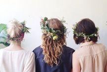 Hair and such / by Tessa Kim