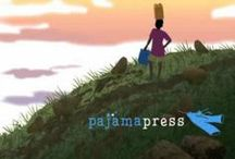 Book Trailers / Pajama Press book trailers for kids and young adults