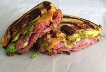 Scrumptious Sandwiches / Amazing sandwich recipes for your lunchbox or dinner.