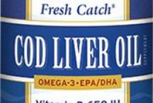 Barlean's Fresh Catch® Cod Liver Oil / Fresh Catch® Cod Liver Oil is derived from 100% Norwegian Cod - harvested in the deep, icy-cold and crystal-clean waters of Norway. Molecularly Distilled, pharmaceutical grade. Available in 8 oz. lemon flavored liquid or 100 ct. softgel.  Available for purchase online at http://www.barleans.com