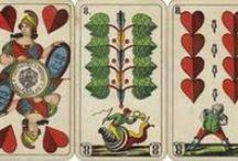 playing cards / by Monique De Tezanos Pinto