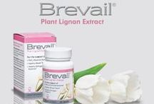 Brevail® Plant Lignan Extract / Brevail® Plant Lignan Extract is standardized for potency. Each vegetarian capsule contains isolated & purified 50 mg of SDG from Non-GMO flaxseed and 400 IU Vitamin D3. Available in 30 ct. capsule. Available for purchase online at http://www.barleans.com