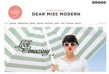 Web Designing / Website design and tips I love. / by Marissa Evans
