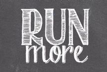 Runner Life / Many of our employees, fans, followers and customers are runners. We love to run!
