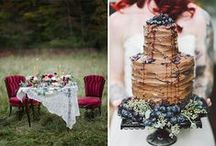 Intimate Rustic Wedding (Winter, Late Morning) / I have multiple wedding boards for my wedding dreams, but this board is for the wedding I actually want to have.