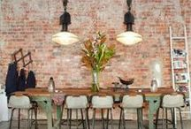 Shop & bar interiors / Window designs and shop interiors from shops, bakeries etc.