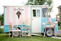 Food trucks & vans