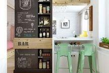 Kitchen interior / by Eva Parisianstyle.nl