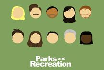 Parks and Recreation / by Rachel Mlincek