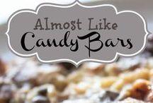 Desserts & Treats / Tasty treats & delicious desserts / by Chawnna Ballard
