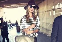 Travel in style / travel outfits