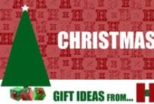 Christmas Gift Ideas / Drawing a blank on what gift to get someone this holiday season? Check out H2H Christmas Gift Ideas.
