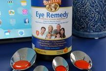 Barlean's Eye Remedy / Our latest Eye Remedy Product and all things eye health!