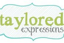 Card Making - Taylored Expressions