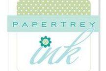 Card Making - Papertrey Ink