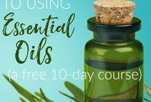 {Health} Essential Oils