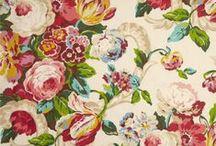 Fabric Inspiration / I find awesome fabrics.