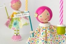 Celebrate / Crafts and DIY for life's celebrations.  / by Helen Bird