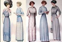 Fashion - 1900-1920ish / Edwardian/Titanic/WWI