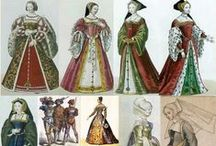 Fashion - 16th-17th Century / Fashion, art, architecture, and history from approximately 1500 CE to 1699 CE.