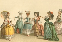 Fashion - 1700s / How WIDE can you go?