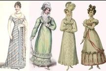 "Fashion - 1800-1820ish / The ""Empire Era"""