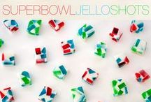 Jelly Shots / Jelly, Jello, Jell-o ... gelatinized fun, whatever you may call them.