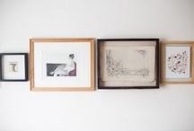 - interior: frames -