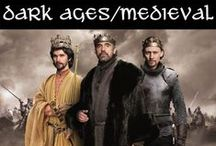 History on Screen - Dark Ages thru Medieval / Approximately 5th to 15th Centuries.