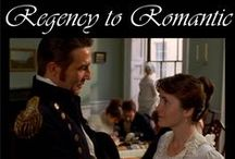 History on Screen - Regency through Romantic Eras / 1800-1837, including the British Regency from 1811 to 1820.