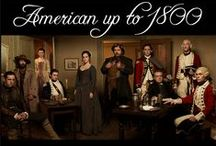 History on Screen - American up to 1800