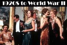 History on Screen - 1920s - WWII