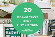 Organize Me! / organizing tips, office organization, kitchen organization, craft organization, organizing ideas, pantry, inspiration,