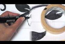 VIDEO TUTORIAL | by LETIZIA BARBIERI / CREATIVITY VIDEO TUTORIAL DIY & CRAFT IDEAS by Letizia Barbieri www.letiziabarbieri.it