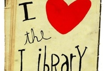 "@the Library / When you love your job it is so very difficult to label it ""work!"" / by Hope Hunter"